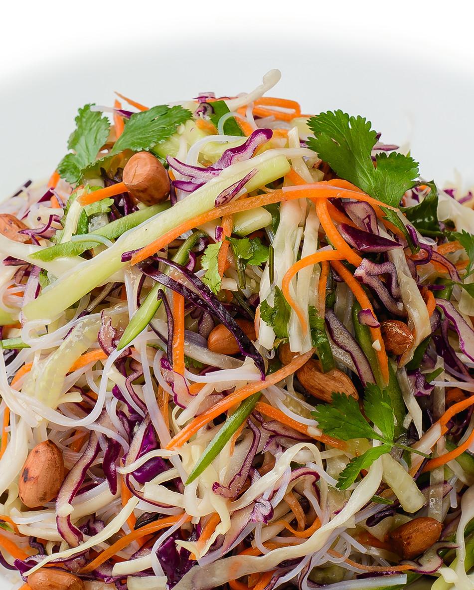 салат домашний китайский рецепт с фото выполнена плотной