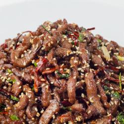 303 Говядина с кинзой и острым перцем
